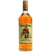 Captain Morgan Original Spiced Gold 1,0l