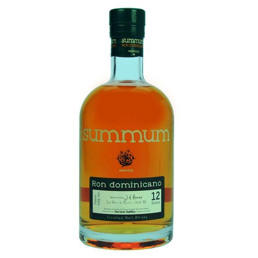 Summum Ron Dominicano 12 Jahre Finished Malt Whisky