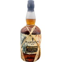 Plantation Black Cask Double Aged Rum