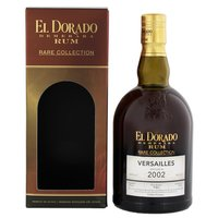 El Dorado Rum Versailles 2002/2015 Rare Collection