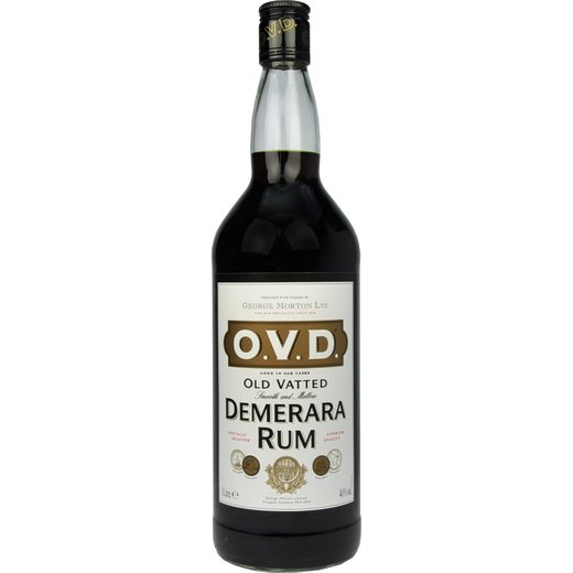 Old Vatted Demerara Rum