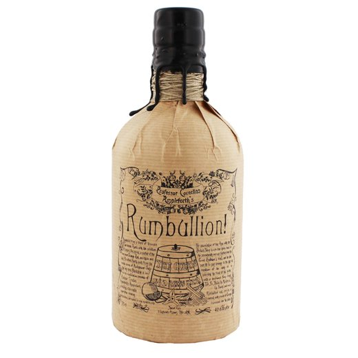 Professor Cornelius Ampleforth`s Rumbullion