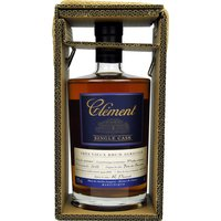 Clément Rhum Single Cask Moka Intense 0,5L