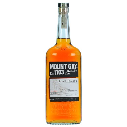 Mount Gay Black Barrel, 1,0 L