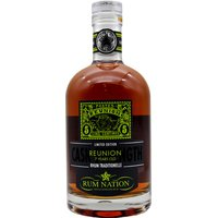 Rum Nation Reunion 7 Jahre Cask Strength Edition