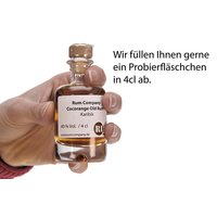 Kaniche Perfeccion Double Wood Rum/ 4 cl Probierfläschchen